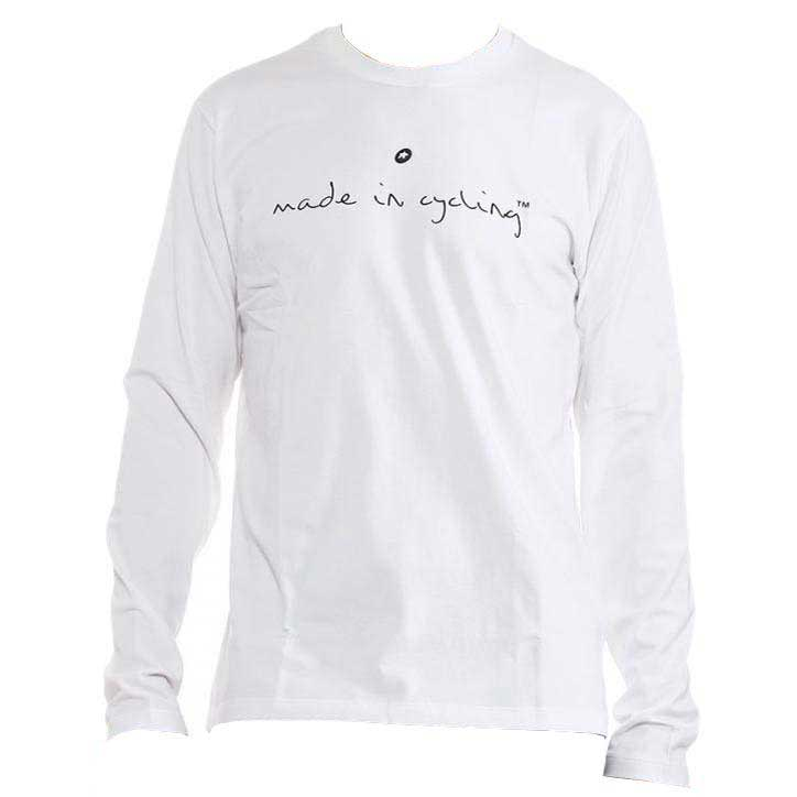 Assos T-Shirt Made in Cycling Long Sleevess