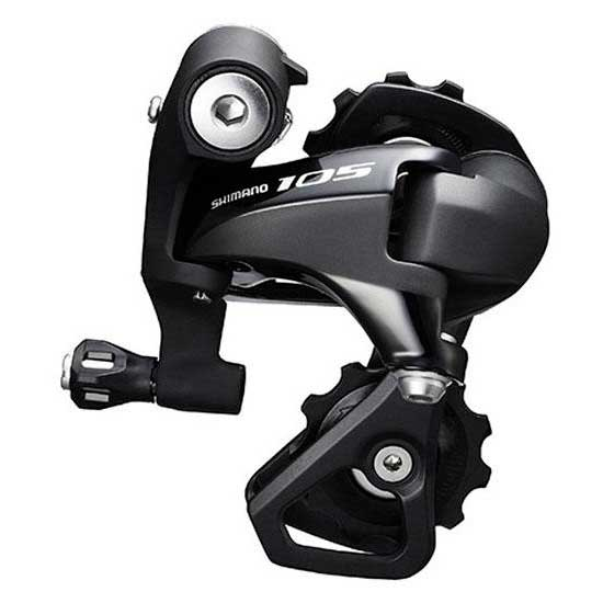 4c66e4734d9 Shimano 105 RD-5800 11s Black buy and offers on Bikeinn