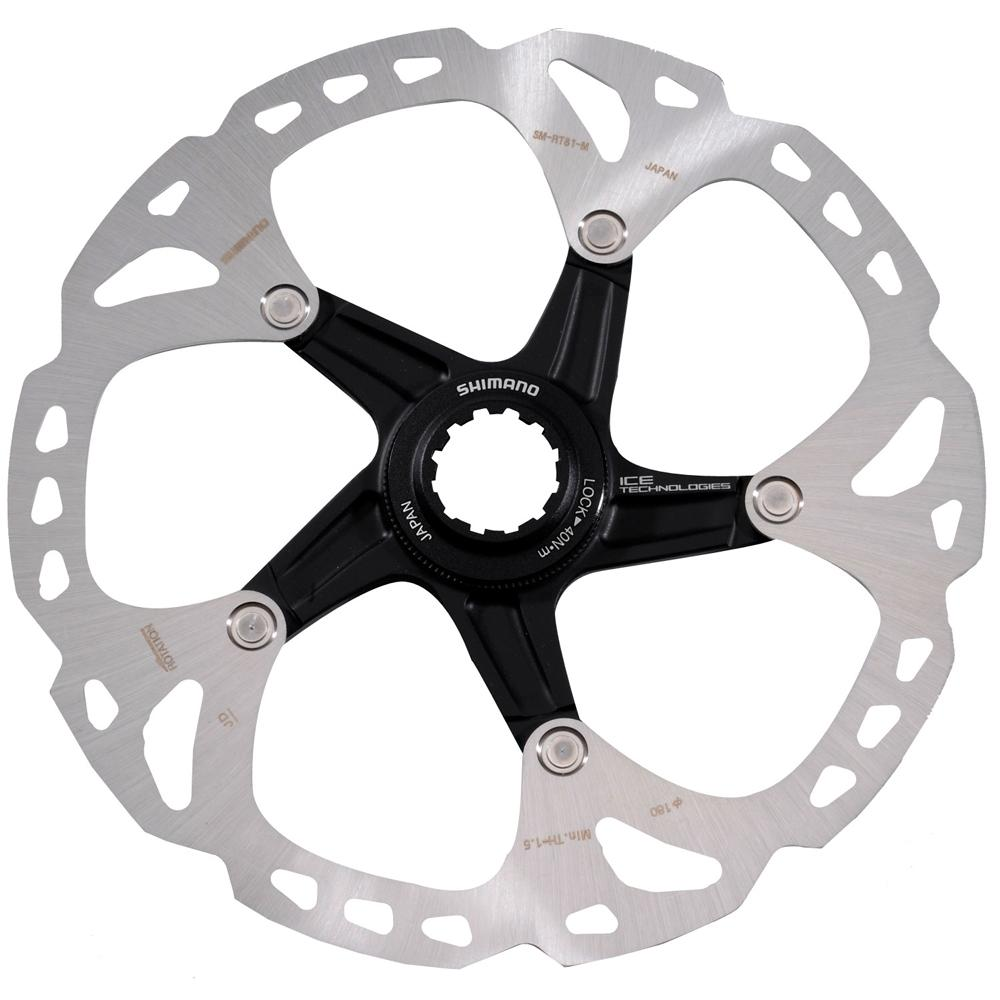 Shimano Discs Xt Center Lock Ice-Tec 180mm