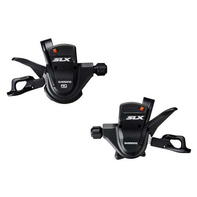 Shimano Slx SL-M670 10x2/3s Duo With Clamb