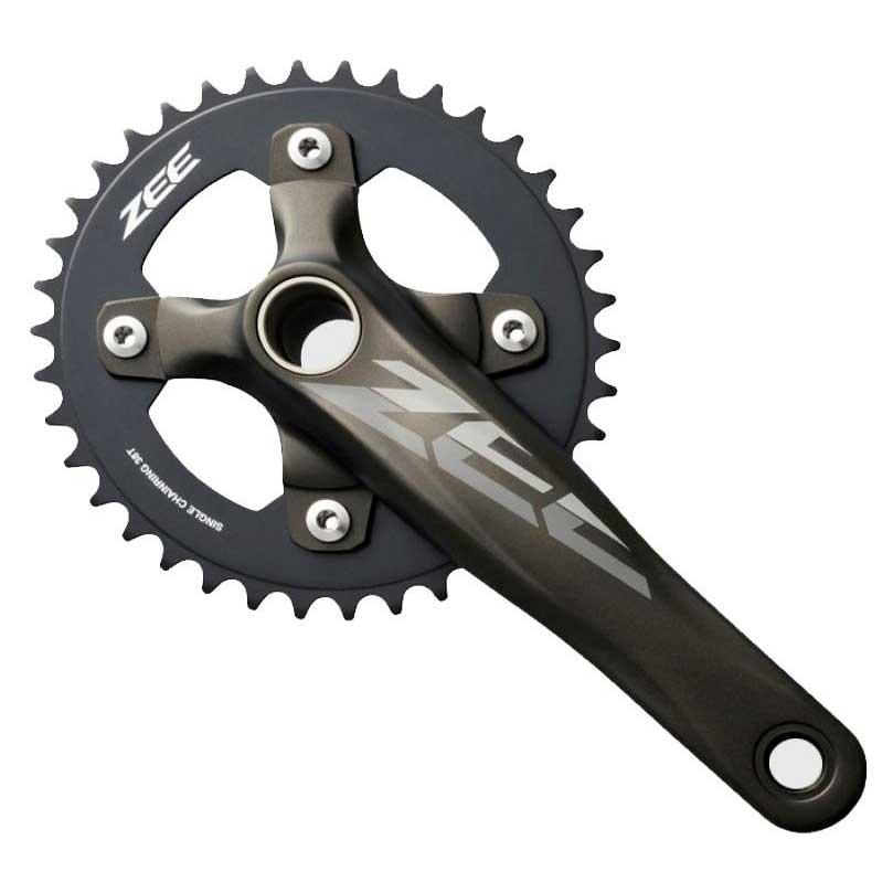 crank-shimano-zee-fc-m640-170mm-10x1s, 90.95 EUR @ bikeinn-deutschland