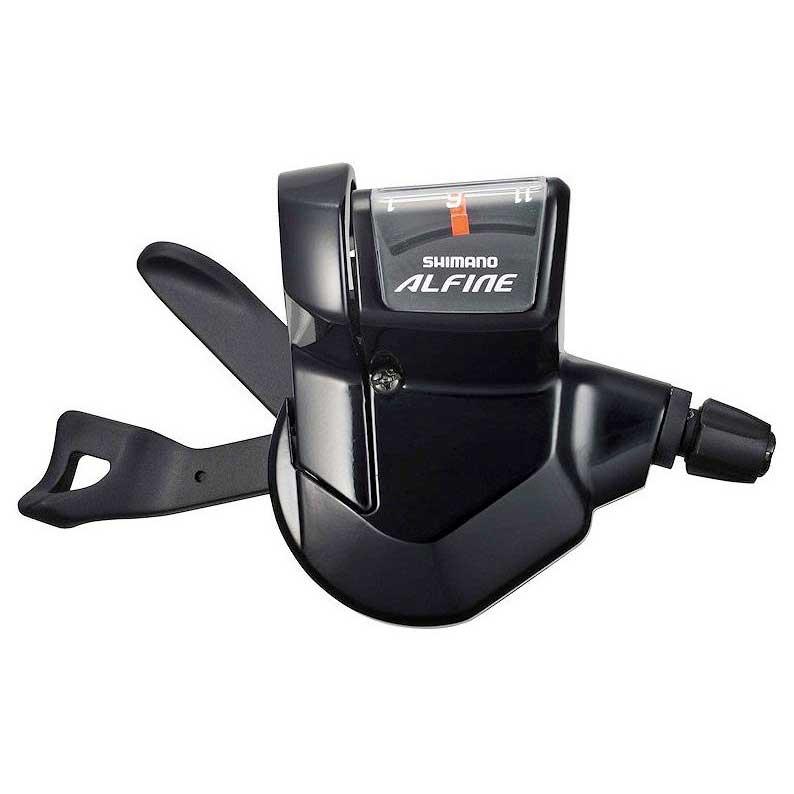 hebel-shimano-shifter-right-alfine-11s-2100mm, 41.95 EUR @ bikeinn-deutschland