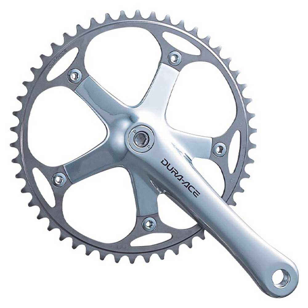 Shimano Dura Ace FC-7710 Track 165mm