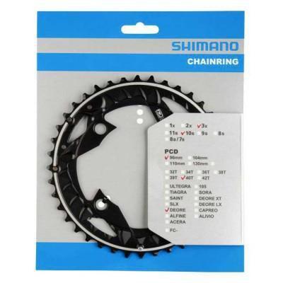 geschirr-shimano-m612-triple, 18.95 EUR @ bikeinn-deutschland