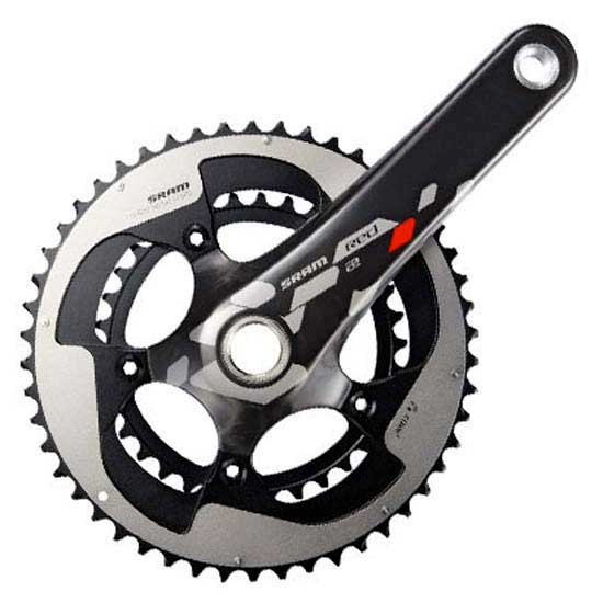 Sram Crank Set Red22 BB30 Yaw. Bearings NOT Included 175 53-39