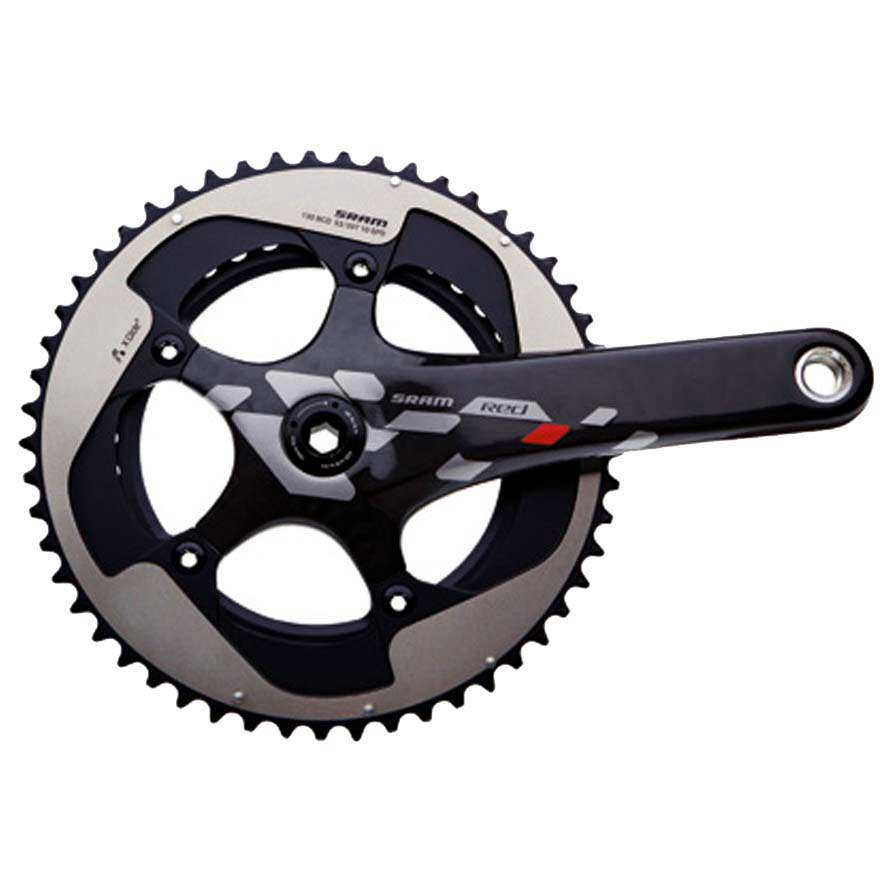 Sram Crank Set Red Exogram GXP GXP Cups NOT incl 170 53-39