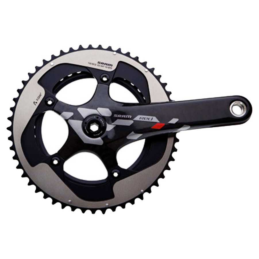 Sram Crank Set Red Exogram GXP GXP Cups NOT incl 172.5 53-39