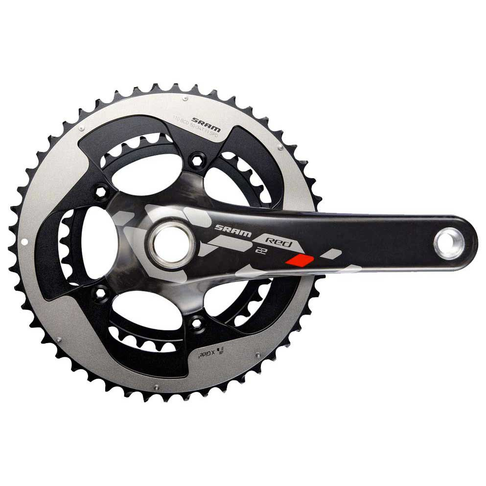 Sram Crank Set Red22 GXP Yaw. GXP Cups NOT incl 172.5 53-39