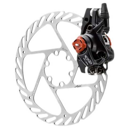 Sram Disc Brake BB7 MTB S Black Ano 160mm HS1 Rotor Front/Rear