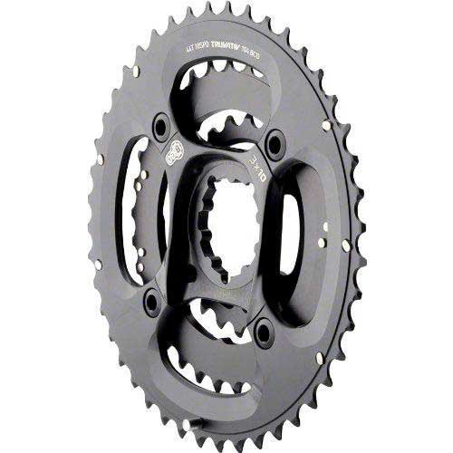 Truvativ Truvativ Crank 10-speed Set 44-33-22 with X0 BB30Spider 104/64 BCD