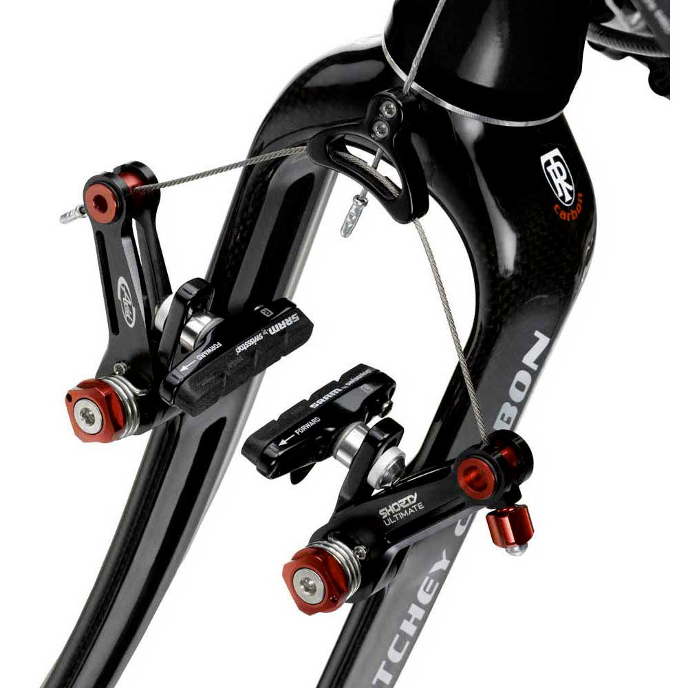 Avid Rim Brake Shorty Ultimate Wide/Front - Black