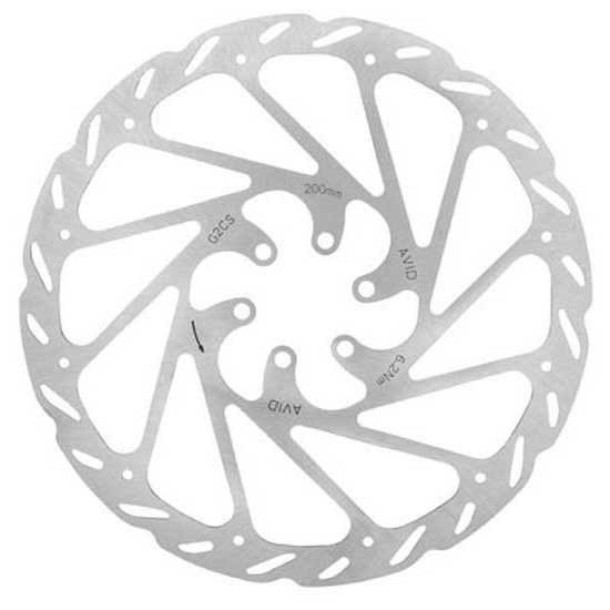 Sram Rotor G2 CleanSweep 203mm