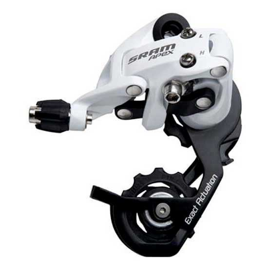 Sram  Apex White WiFli Medium Cage Max 32T