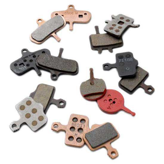 Sram Disc Brake Pads Metal Sintered/Steel. MY07-MY10 Code (1 set)