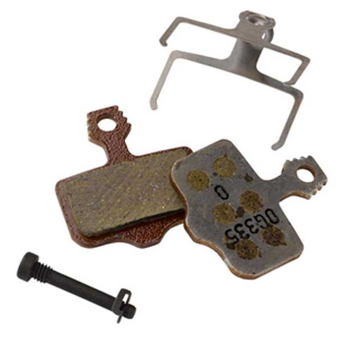 Sram Disc Brake Pads Organic/Steel- Elixir/DB (1 set)