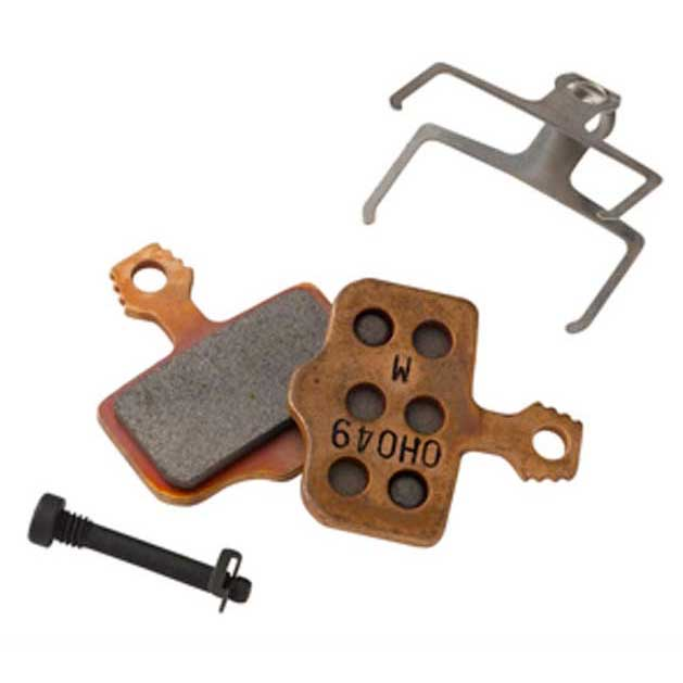 Sram Disc Brake Pads Metal Sintered/Steel- Elixir/DB (1 set)