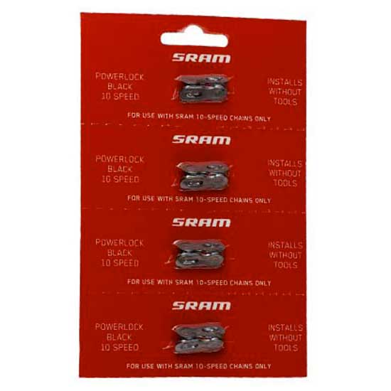 Sram PowerLock Black Chain Connector 10-speed (4 pcs)