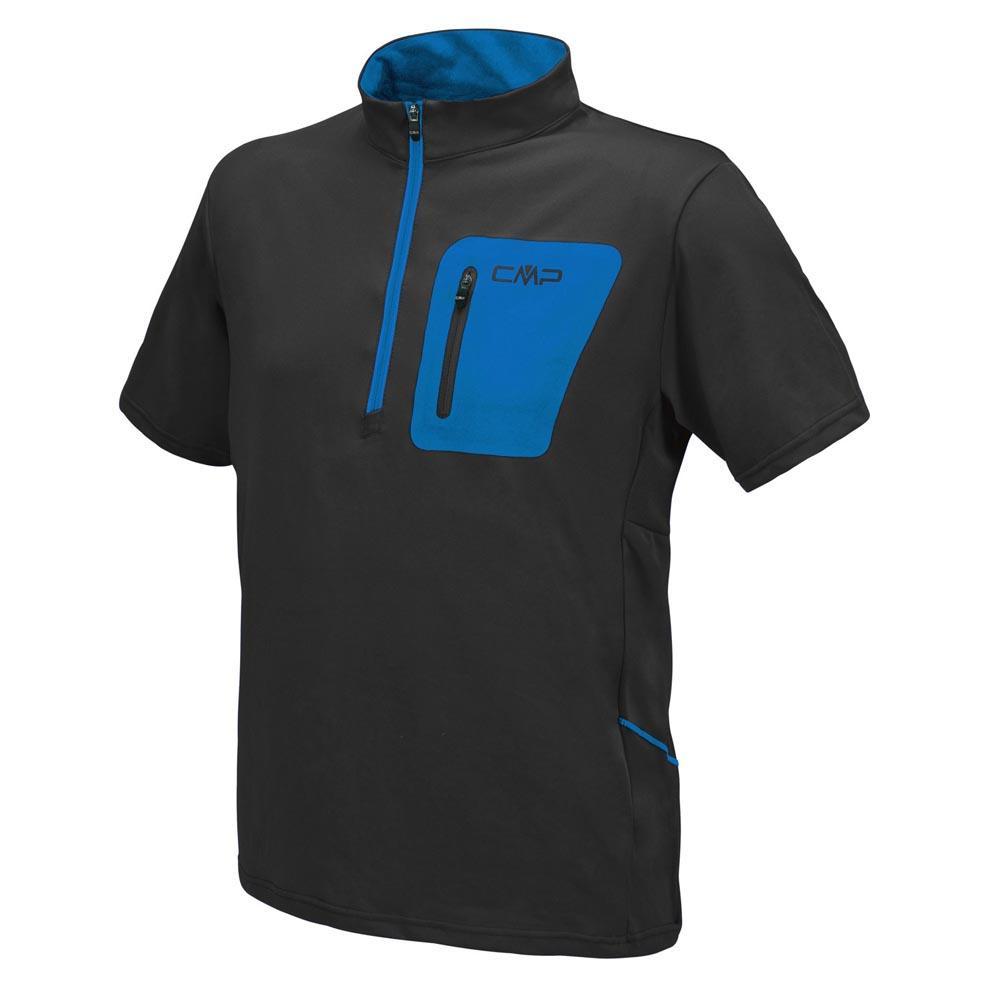 Cmp T-Shirts Free Bike Half Zip T-shirt
