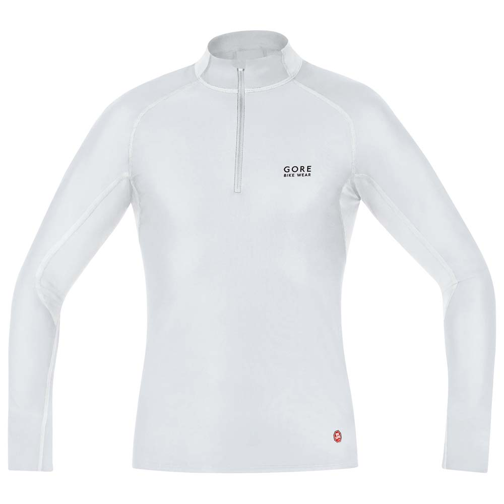 Gore bike wear Polo Neck Base Layer Windstopper