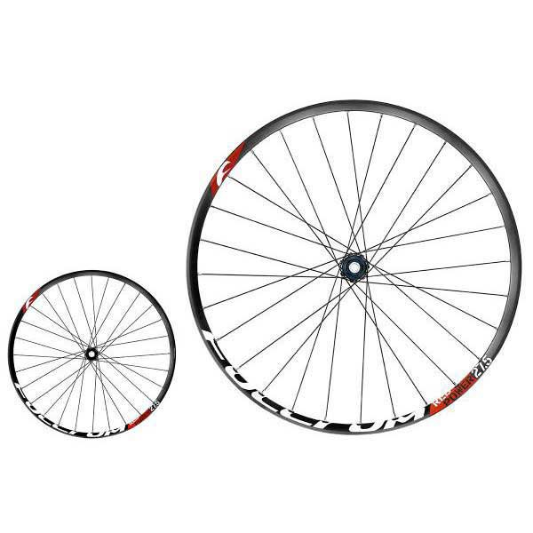 Fulcrum 27.5 Inches Red Power 6STD Front - Rear QR