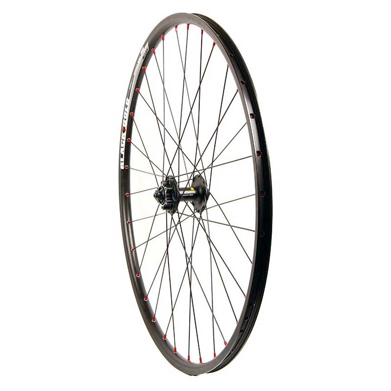 Massi Front Wheel Black Gold 2 29 Inches 32H / 15mm / 6ST