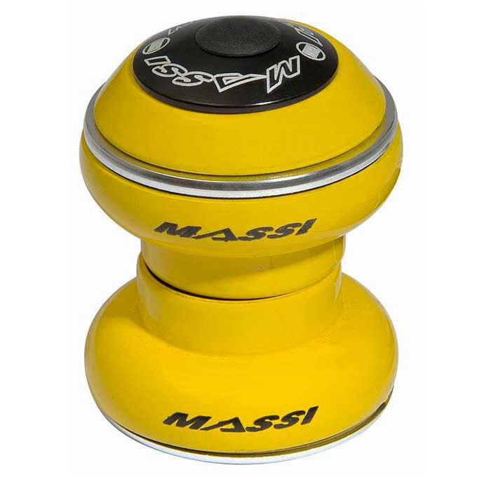 Massi Head Set CM-600 Road Yellow 1 Inch
