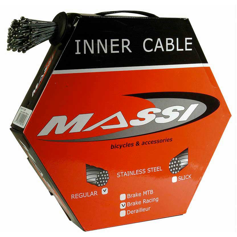 Massi Road Brake Cables 100 Units Box