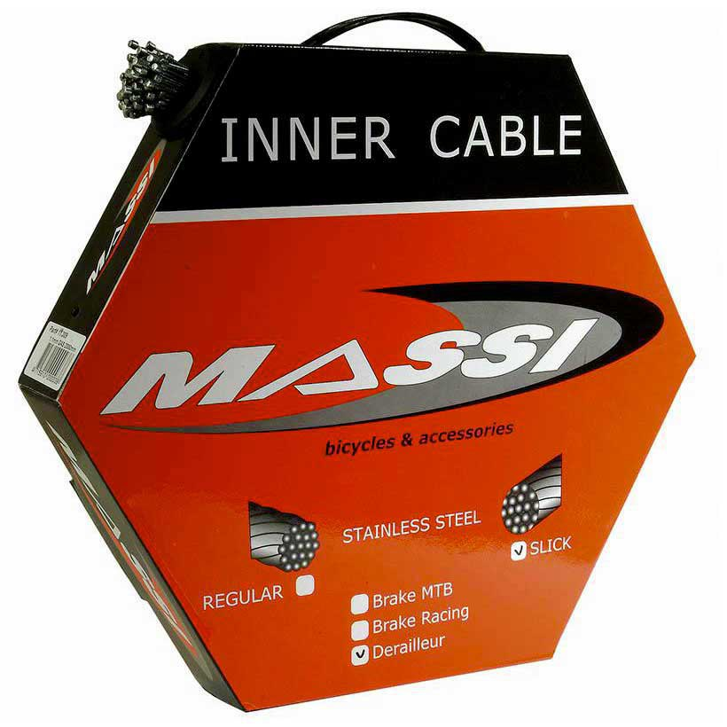 Massi Sti Gear Cables 100 Units Box