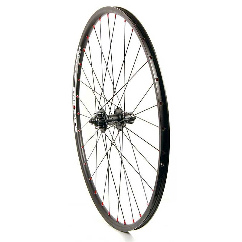 Massi Rear Wheel 29 InchesBlack Gold 2 32H / 475 / 6STD