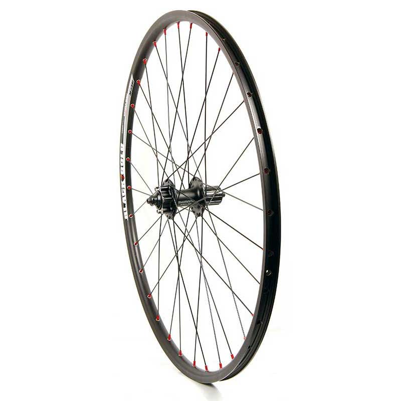 Massi Wheel Rear Black Gold2 32S / 475 / 6S 27.5 Inches