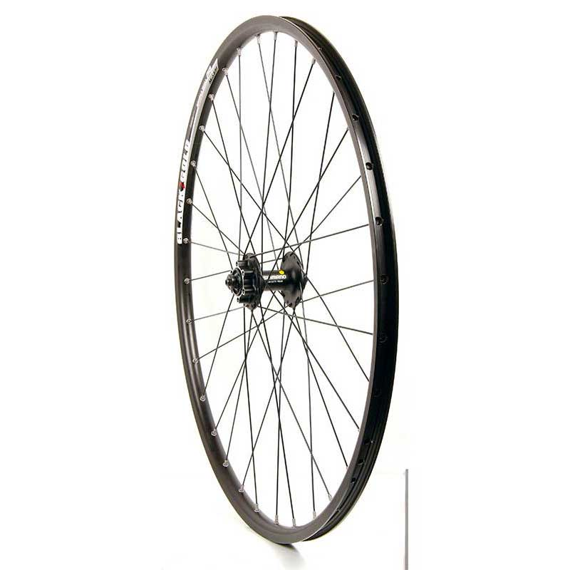 Massi Front Wheel Black Gold 2 29 Inches 32H / 475 / 6STD
