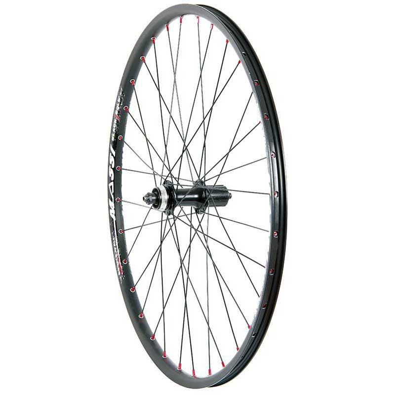 Massi Wheel Rear Black Gold 2 26 Inches 32H C Lock