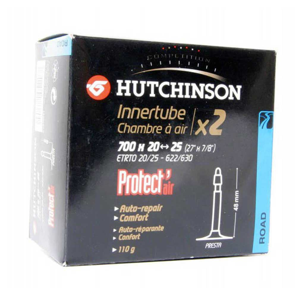 Hutchinson 2 Road Tube 700 x 28 - 35 48 mm Presta