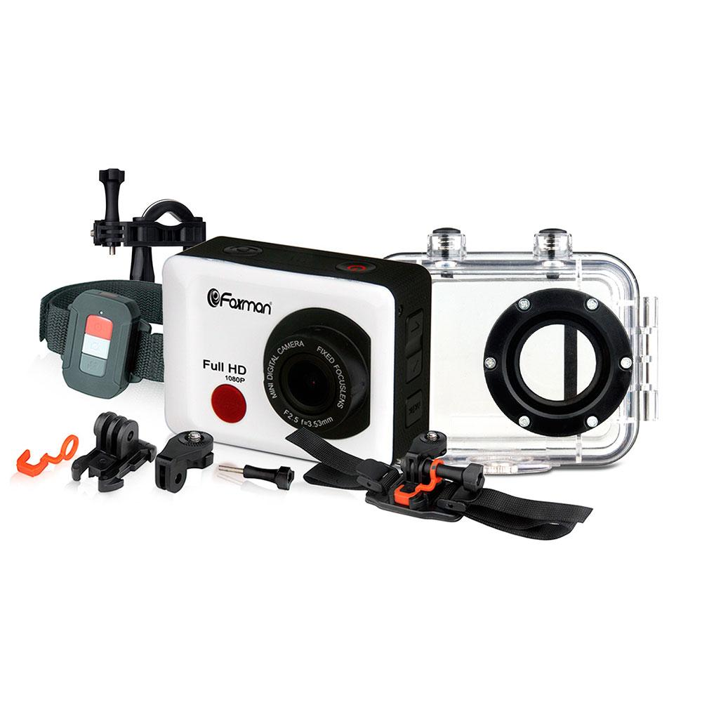Foxman Ultimate Action Go Cam FX 2001