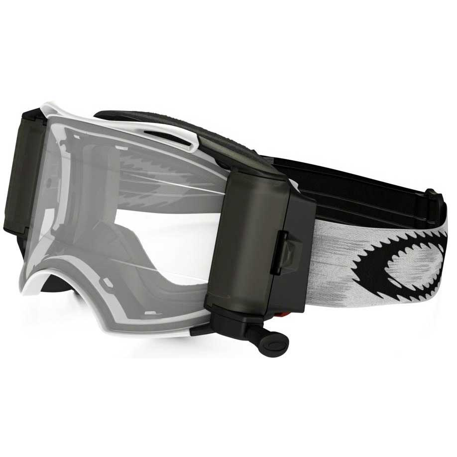 cc10fb2bca7 Oakley Airbrake MX - White buy and offers on Bikeinn