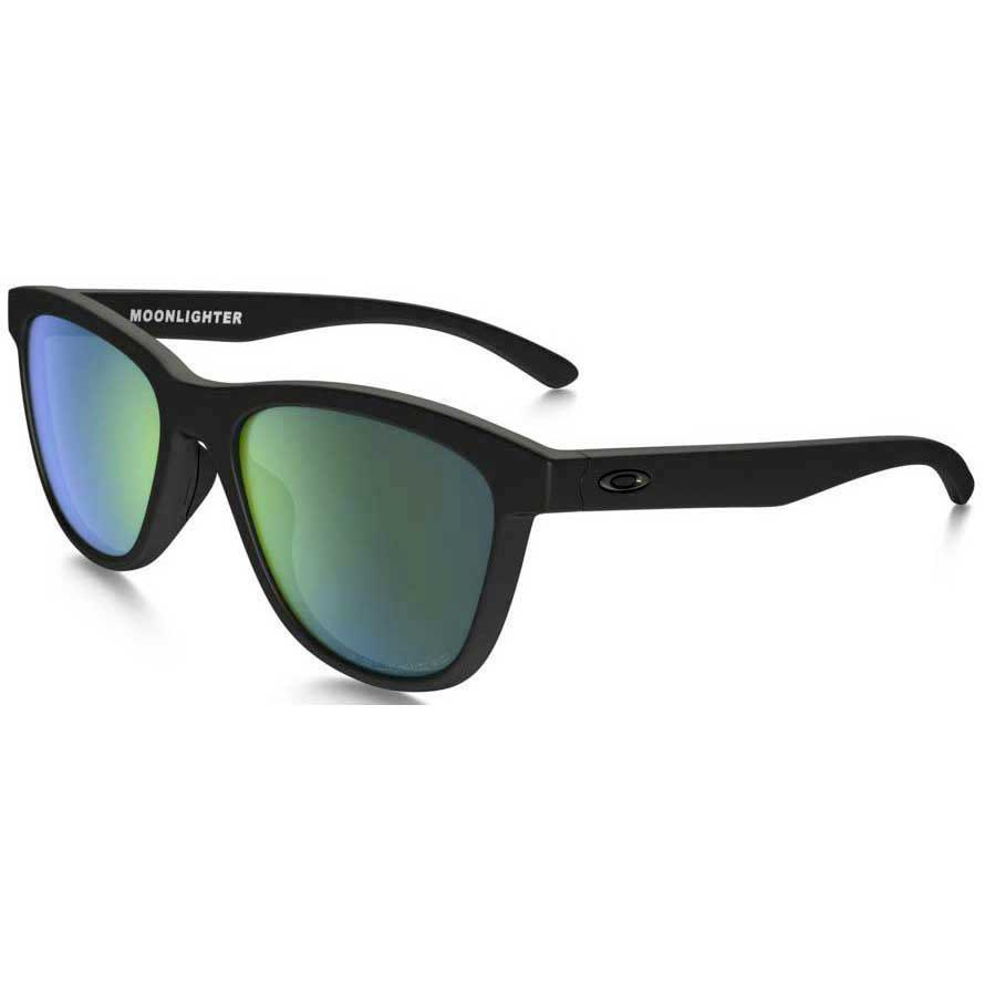 a3a1f95d1d2 Oakley Moonlighter Polarized Black buy and offers on Bikeinn