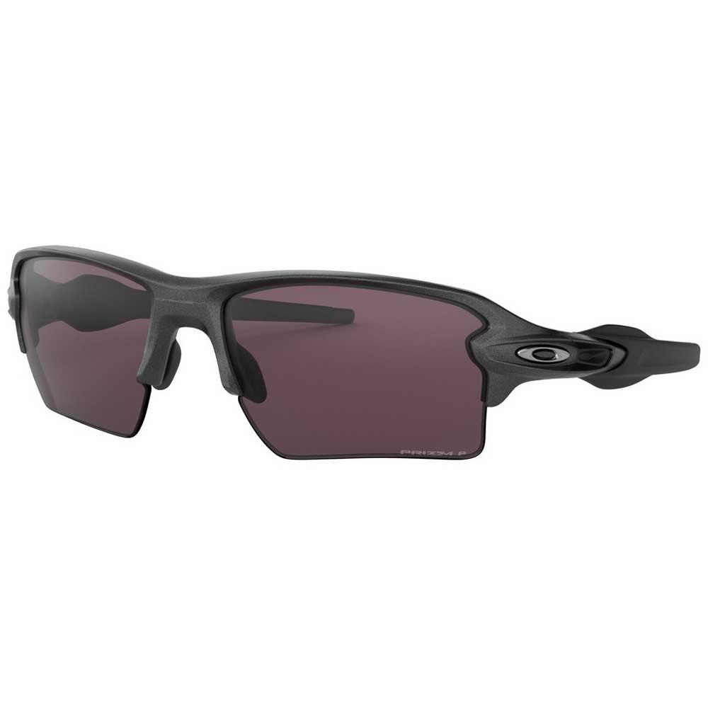 Oakley Flak 2.0 XL Sonnenbrille Steel Photochromic