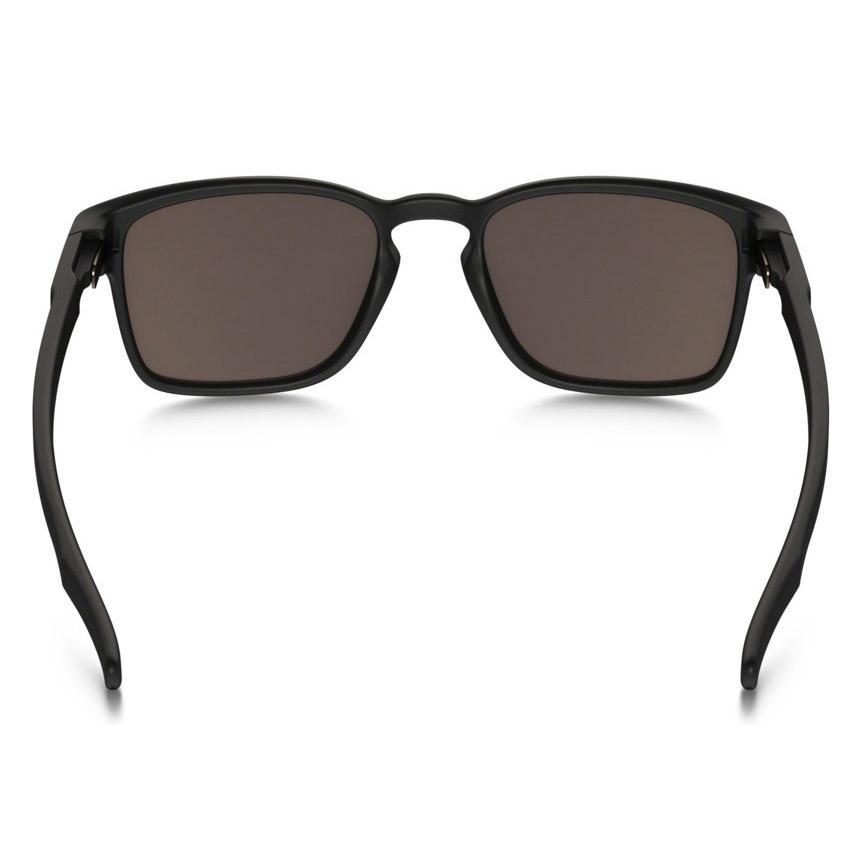 d3dda7b100c Oakley Latch Squared Black buy and offers on Bikeinn