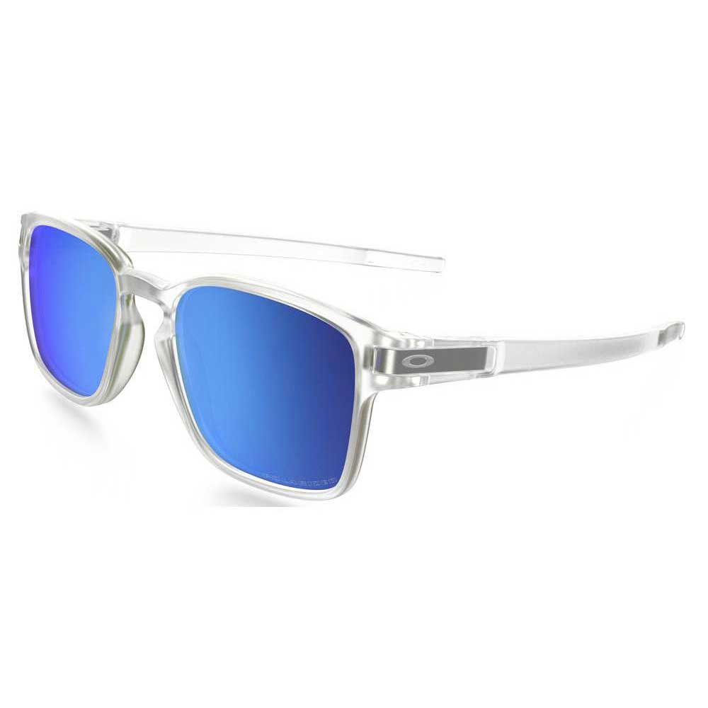 9bf27f514ad Oakley Latch Squared Polarized Clear buy and offers on Bikeinn