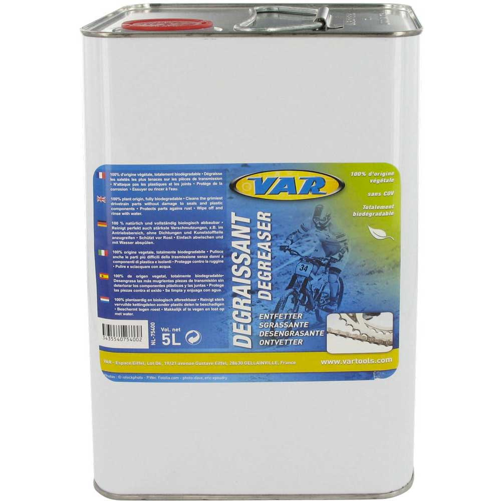 Var Biodegradable Degreaser Tin