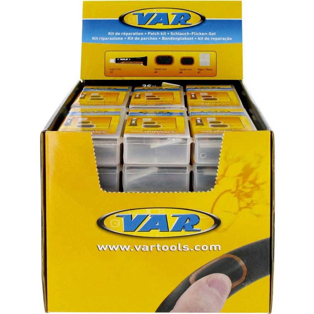 Var Kit Countertop Display Patch Kit