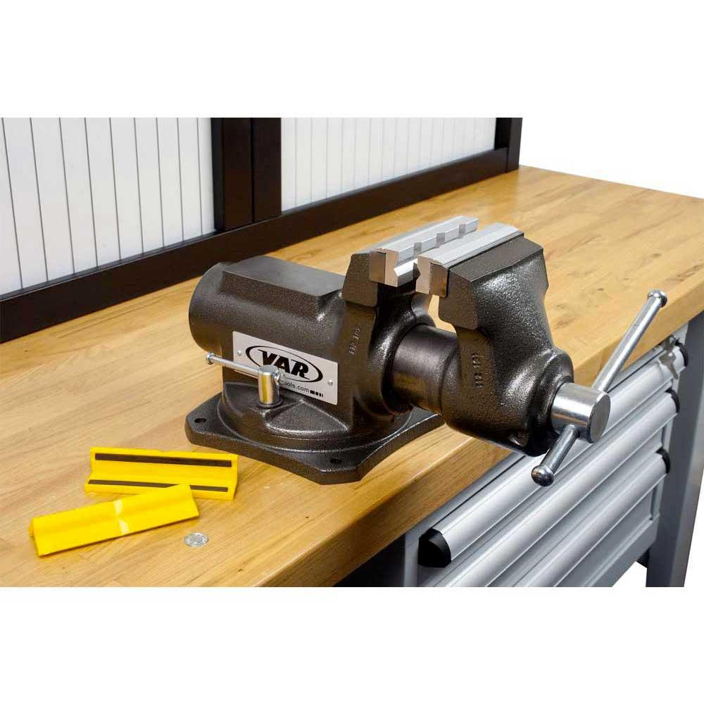 strumenti-var-set-of-2-aluminium-jaws-for-bench-vise