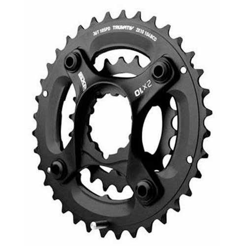 Truvativ Crank 10 speed Chainring Set with X9 GXP Spider 120/80 BCD