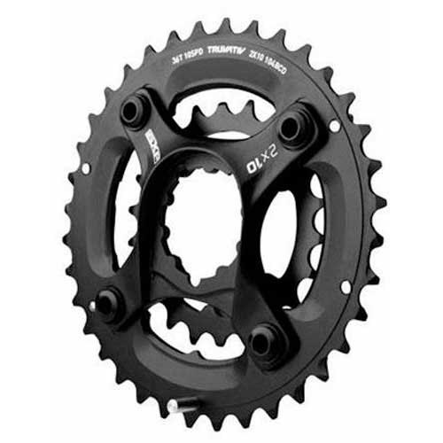 Truvativ Crank 10 speed Chainring Set with X9 BB30 Spider 120/80 BCD