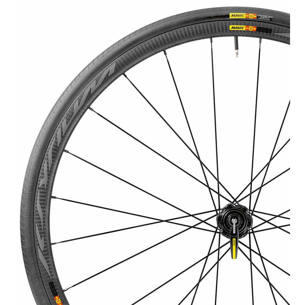 Mavic Ksyrium Pro Carbon SLC Disc Haute Route Pair