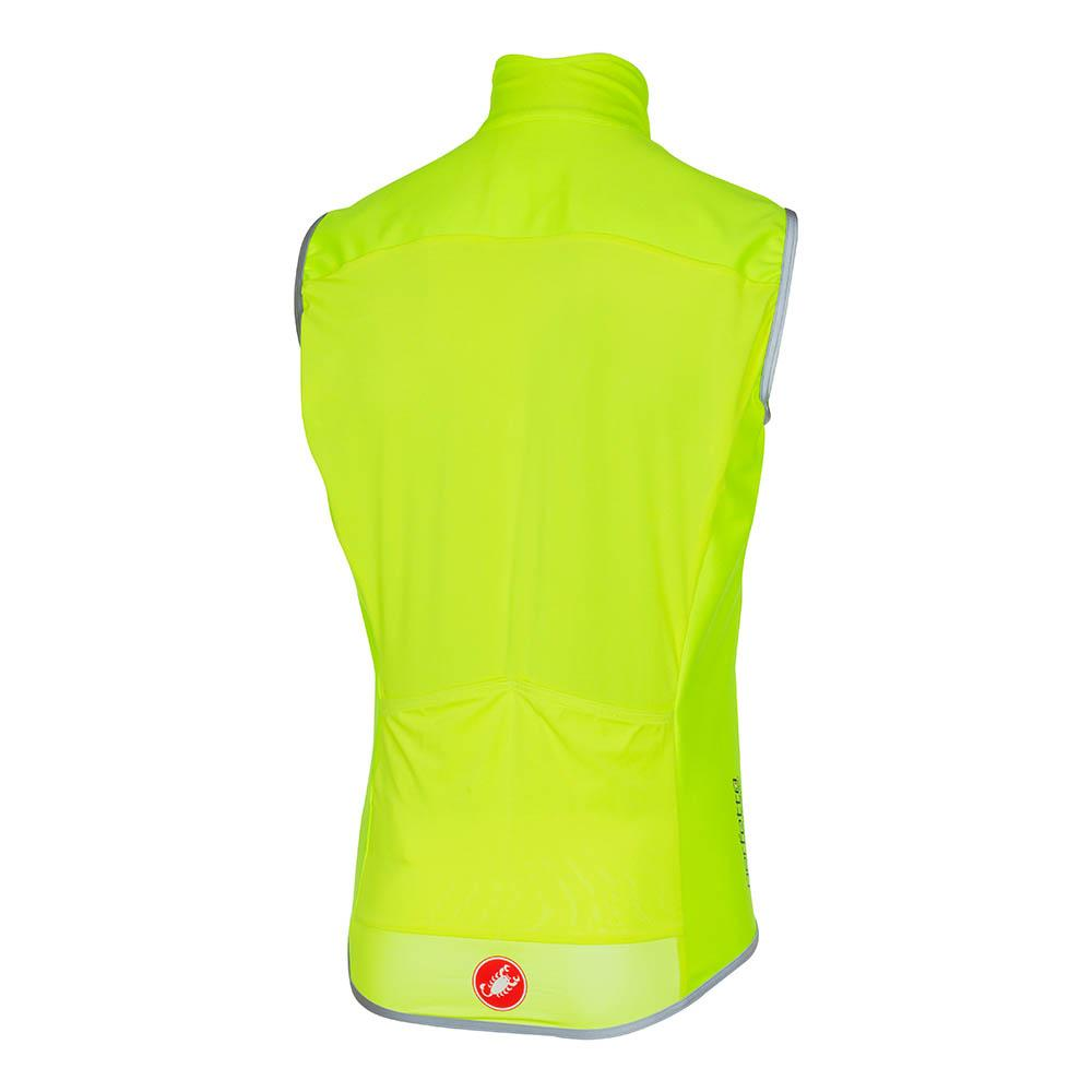 e526cf66f Castelli Perfetto Vest Yellow buy and offers on Bikeinn