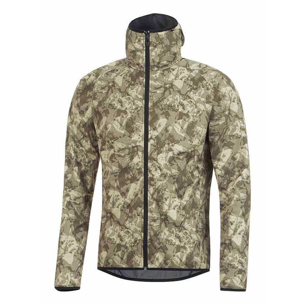 Gore bike wear Element Urban Print Windstopper Hoody