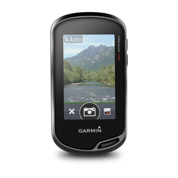 Garmin Oregon 750 Europa Occidental