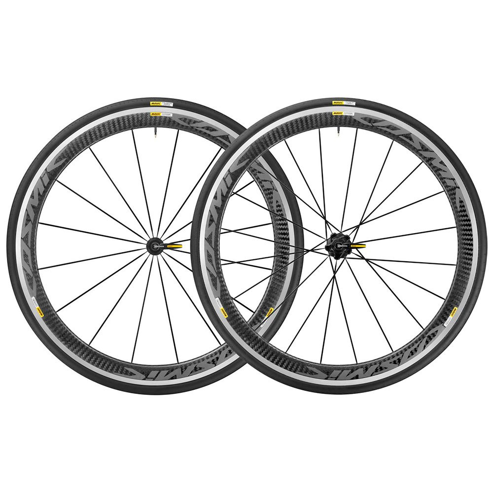 Mavic Cosmic Pro Carbon 17 Black Pair