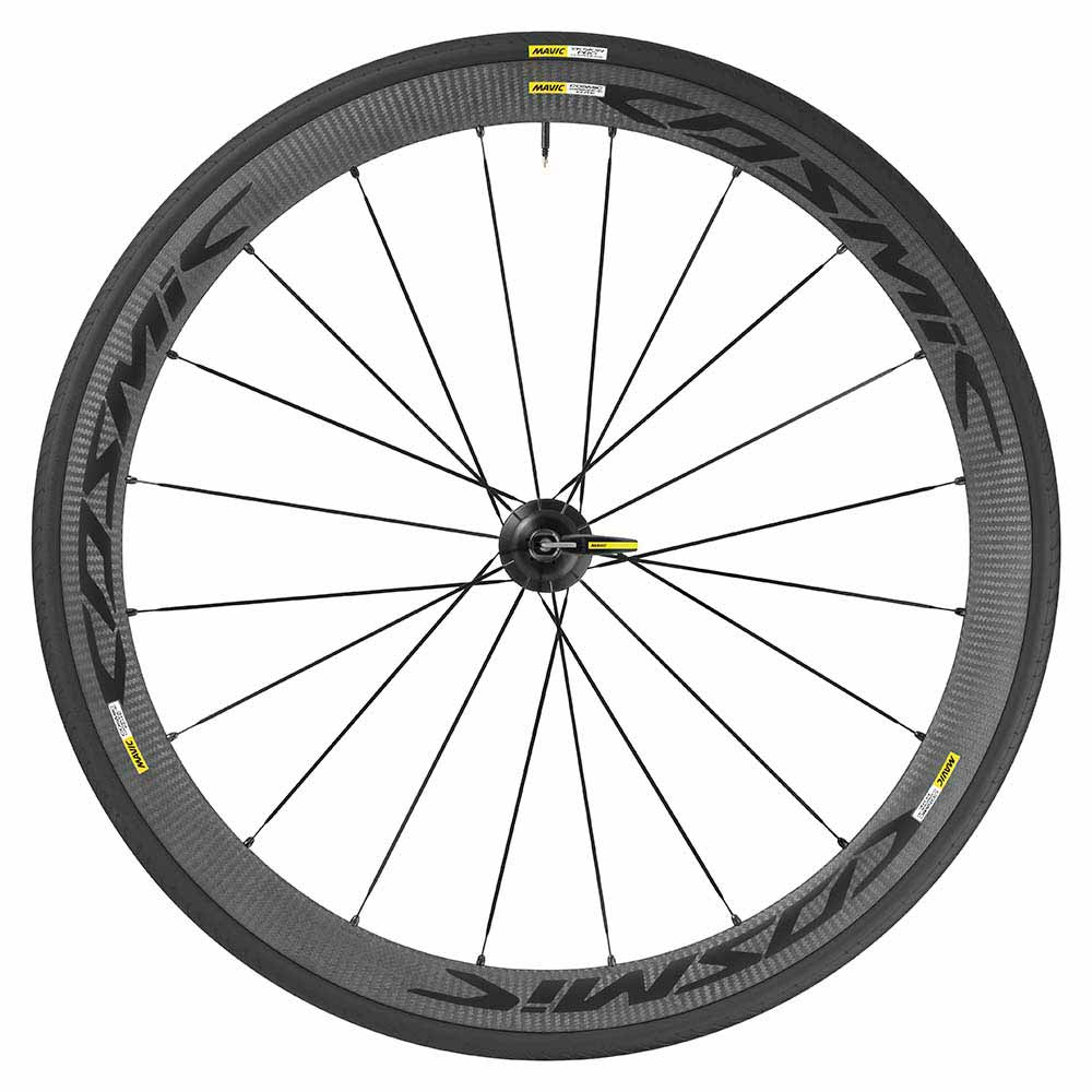 Mavic Cosmic Carbon 40 Elite Black Rear